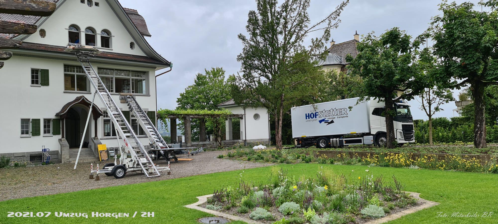 Villa-Umzug-in-Horgen-ZH