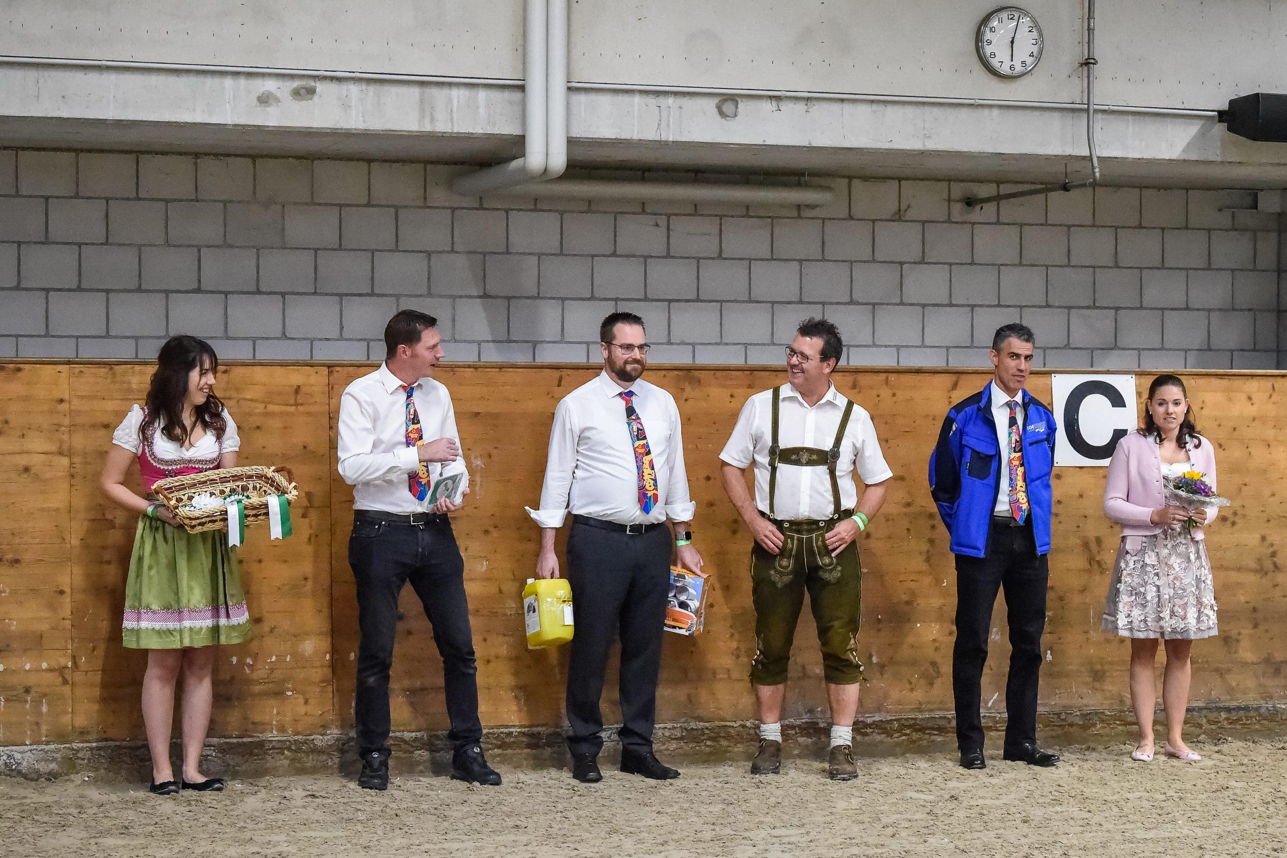 Siegerehrung Concours_Rüti_RN105_Hofstetter Uznach GmbH_Umzüge Transporte_Foto_Stuppia